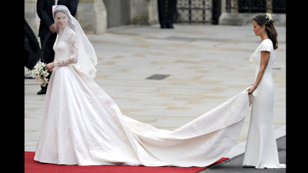 royal wedding kate middleton dress. Kate Middleton#39;s Royal Wedding