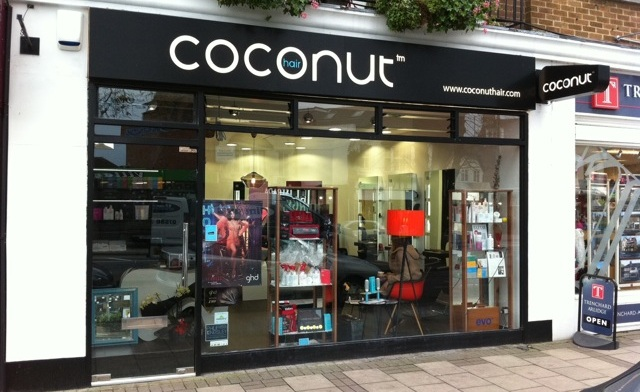 Introducing a new pk salon coconut hair cobham pk blog for Academy salon cobham