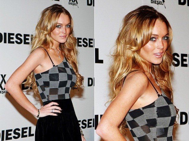 LINDSAY LOHAN EXTENSIONS